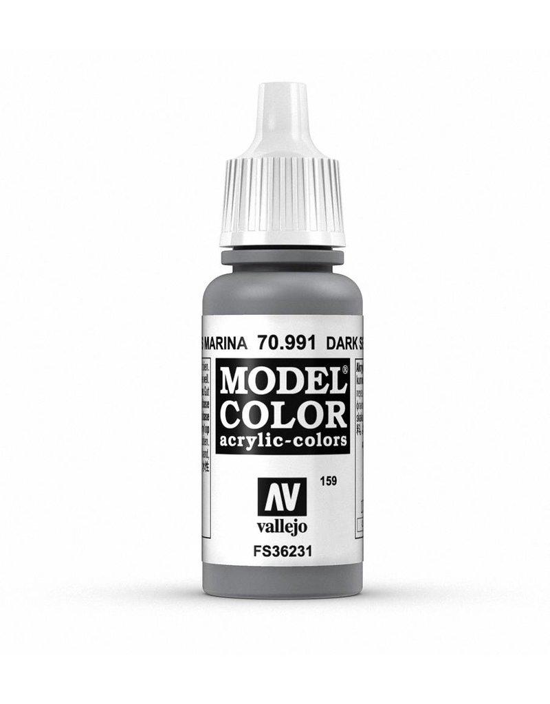 Vallejo Model Color - Dark Sea Grey 17ml