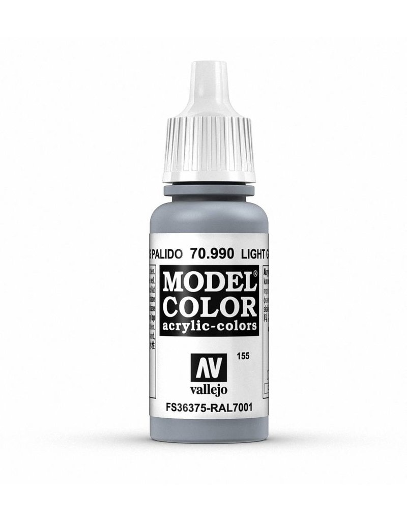 Vallejo Model Color - Light Grey 17ml