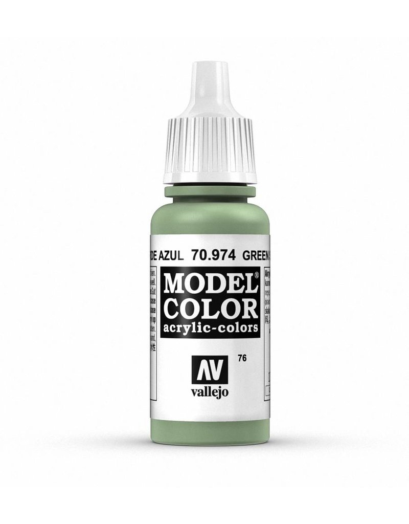 Vallejo Model Color - Green Sky 17ml