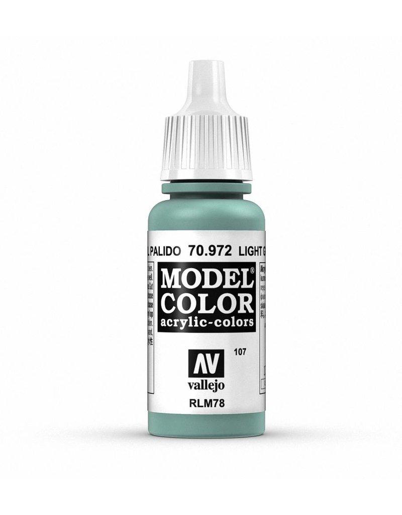 Vallejo Model Color - Light Green Blue 17ml