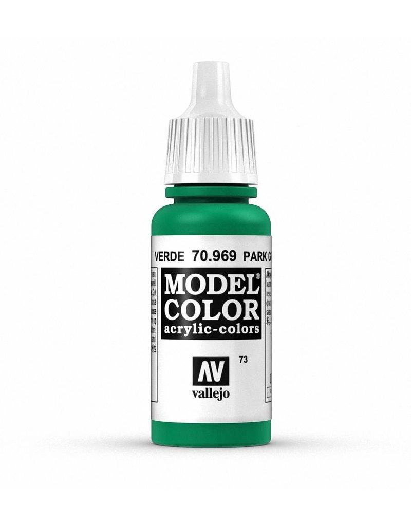 Vallejo Model Color - Park Green Flat 17ml