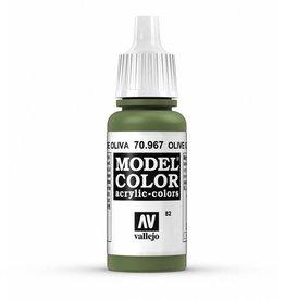 Vallejo Olive Green 17ml