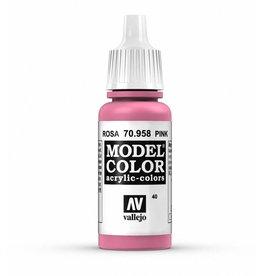 Vallejo Pink 17ml