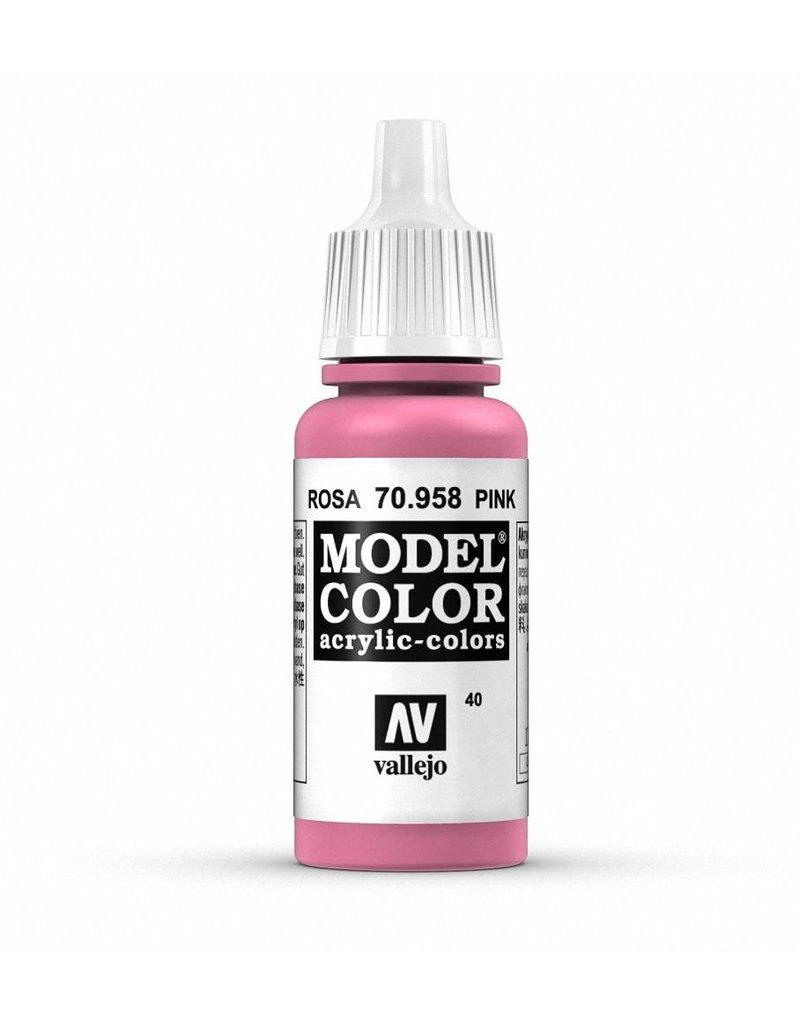 Vallejo Model Color - Pink 17ml