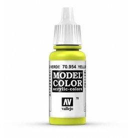 Vallejo Yellow Green 17ml