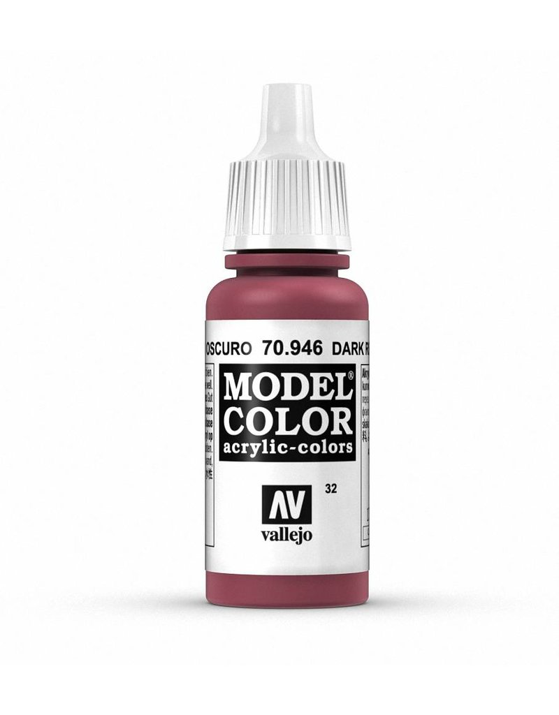 Vallejo Model Color - Dark Red 17ml