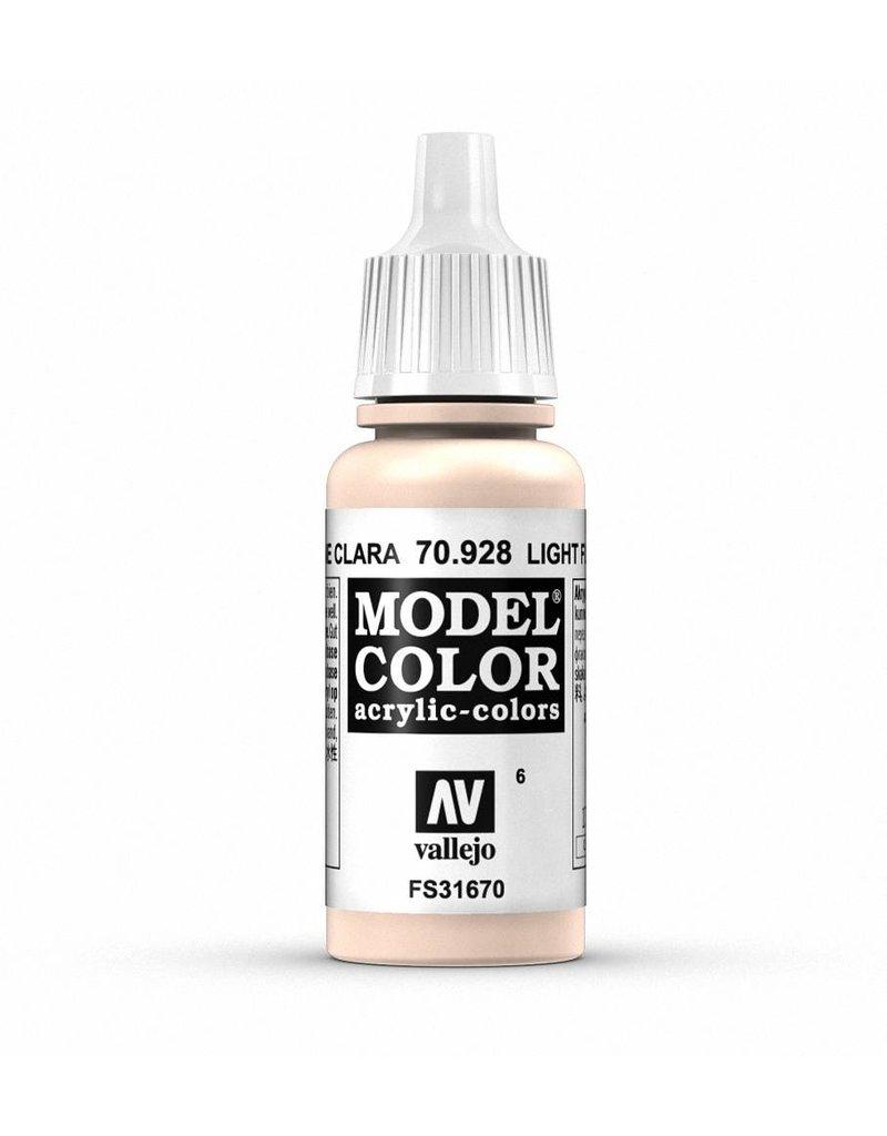 Vallejo Model Color - Light Flesh 17ml