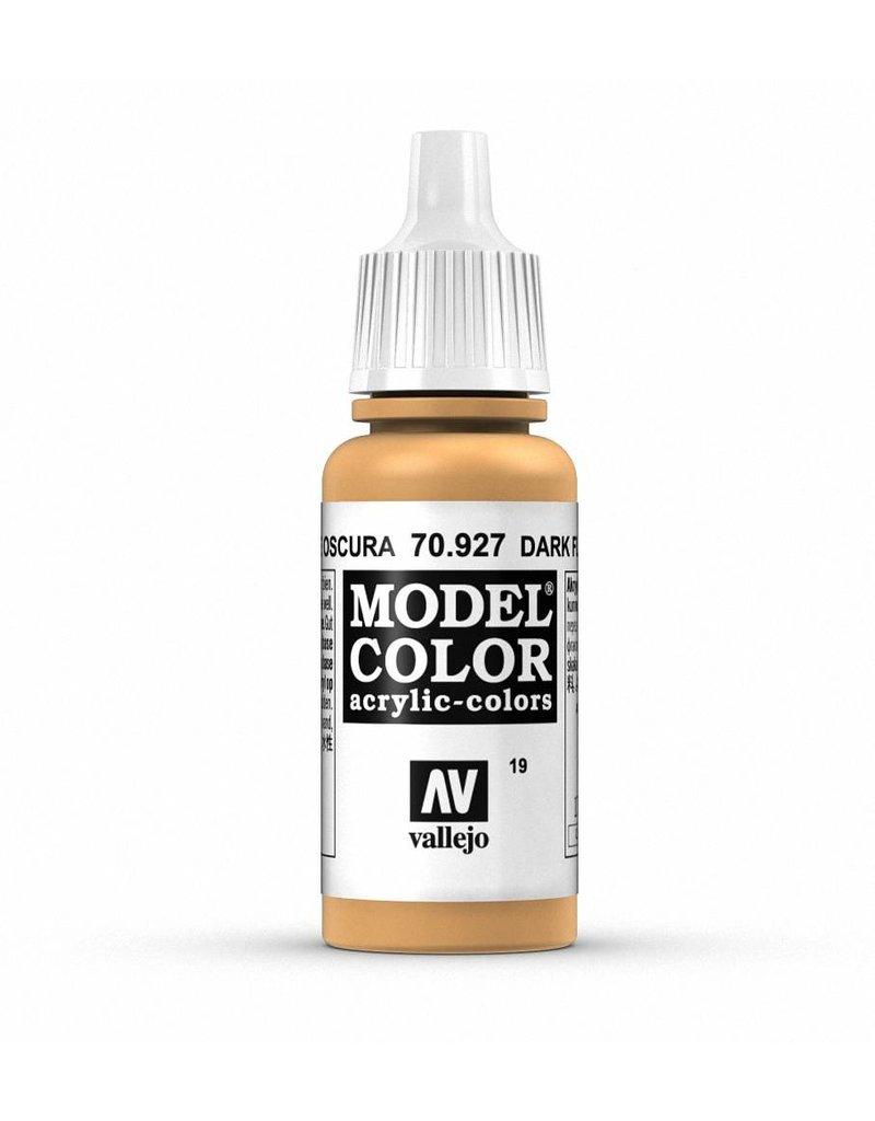 Vallejo Model Color - Dark Flesh 17ml