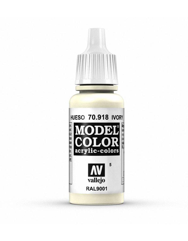 Vallejo Model Color - Ivory 17ml