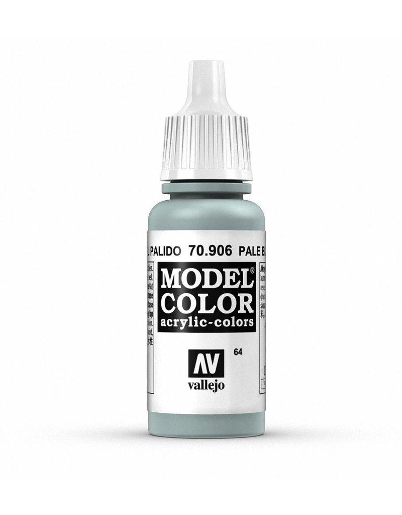 Vallejo Model Color - Pale Blue 17ml