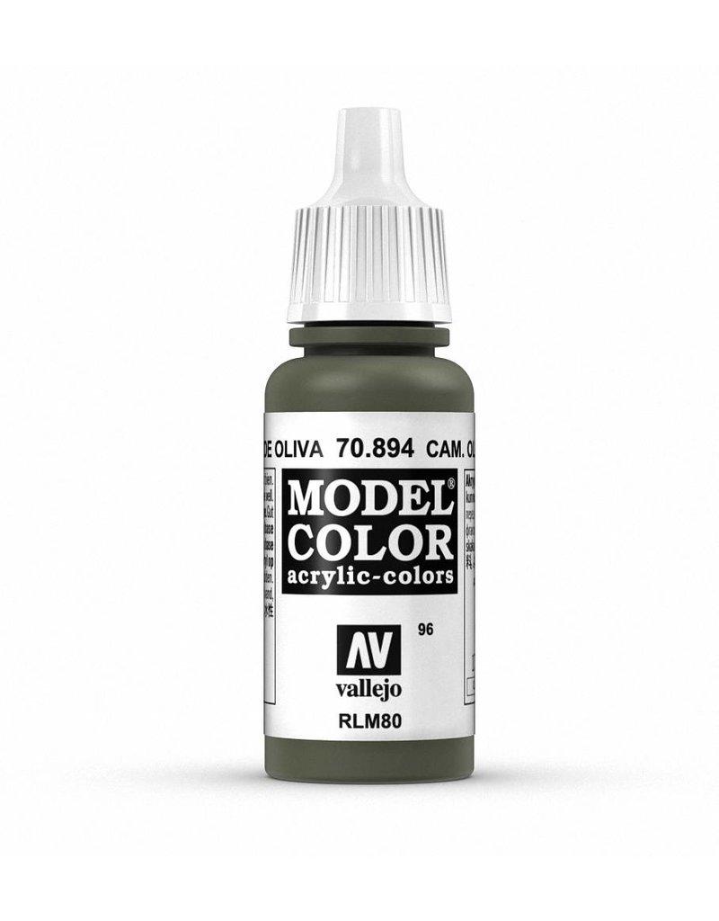Vallejo Model Color - Cam Olive Green 17ml