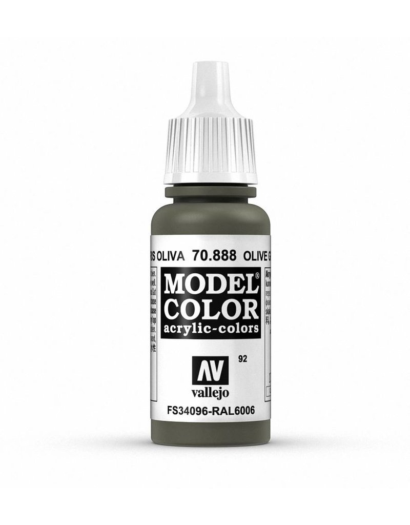 Vallejo Model Color - Olive Grey 17ml