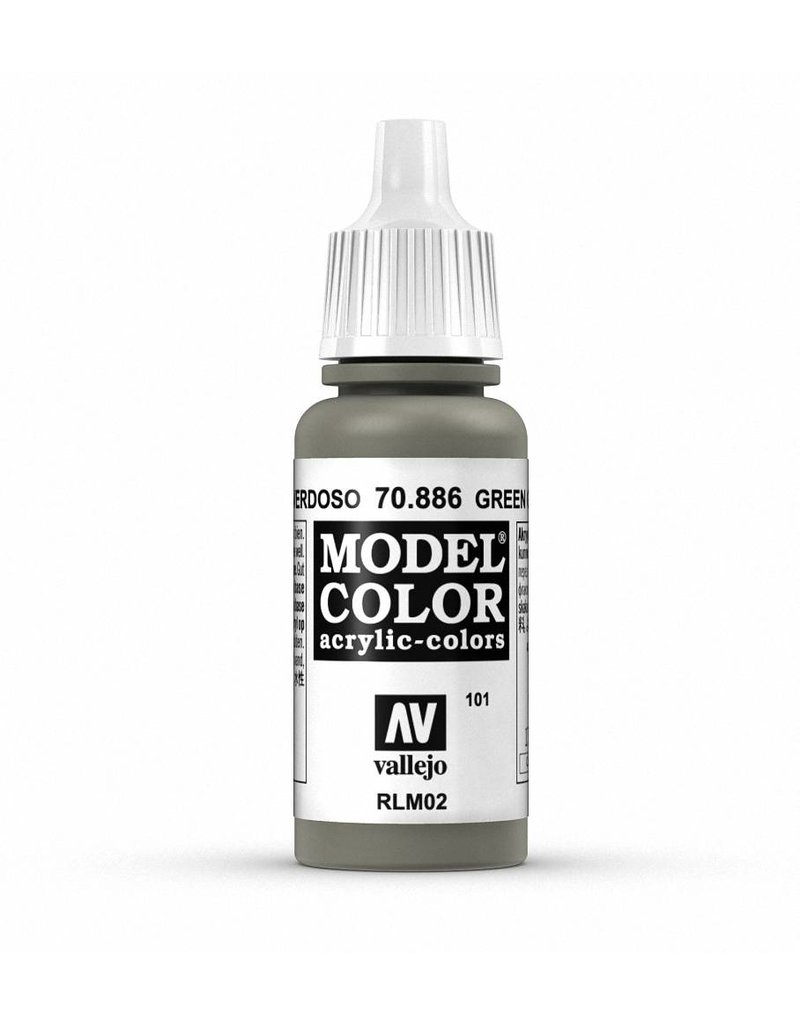 Vallejo Model Color - Green Grey 17ml
