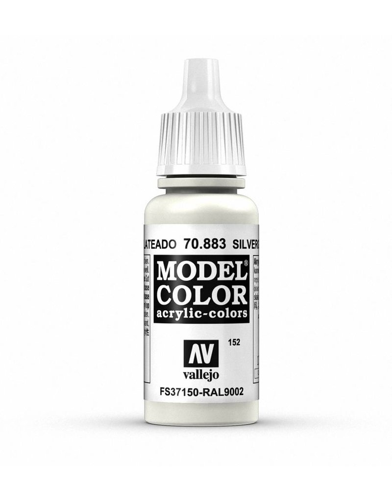 Vallejo Model Color - Silver Grey 17ml
