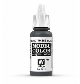 Vallejo Black Grey 17ml