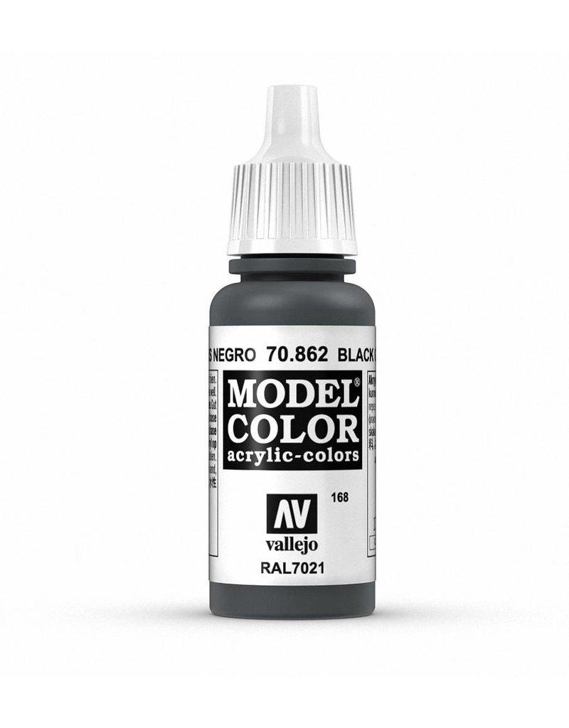 Vallejo Model Color - Black Grey 17ml