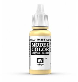 Vallejo Ice Yellow 17ml