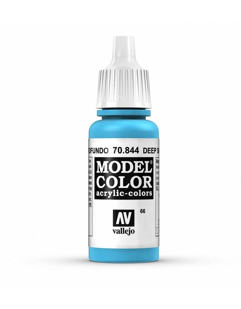 Vallejo Model Color - Deep Sky Blue 17ml