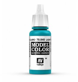 Vallejo Light Turquoise 17ml