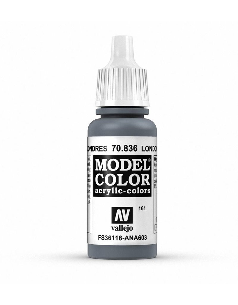 Vallejo Model Color - London Grey 17ml
