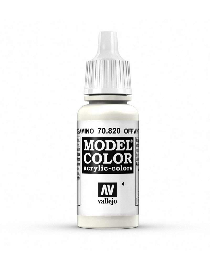 Vallejo Model Color - Offwhite 17ml