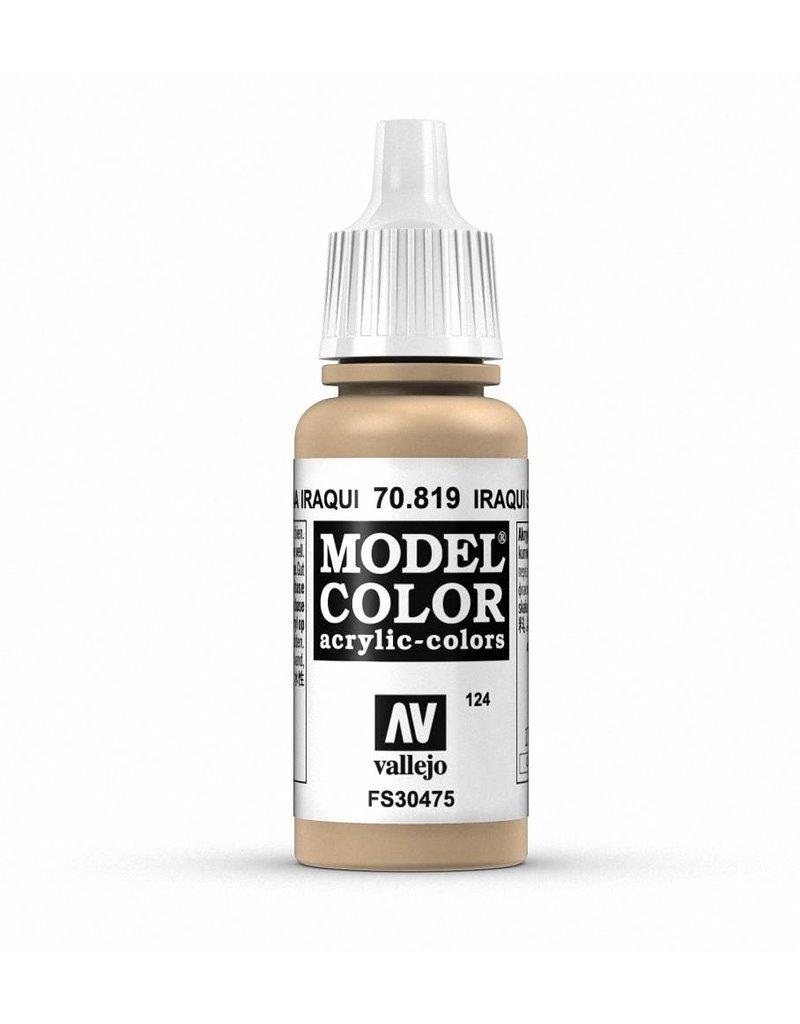 Vallejo Model Color - Iraqi Sand 17ml
