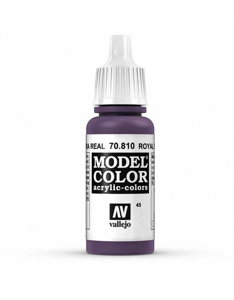 Vallejo Model Color - Royal Purple 17ml