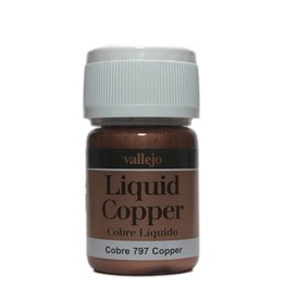 Vallejo Liquid Copper 35ml