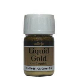 Vallejo Green Gold 35ml