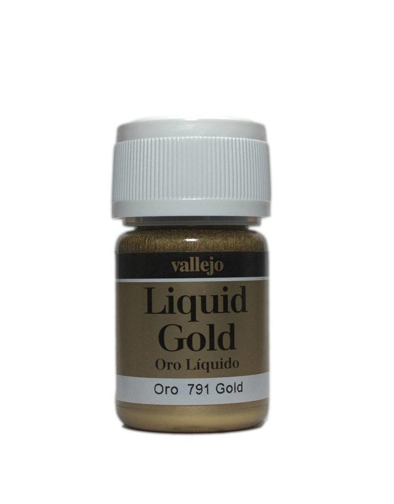 Vallejo Liquid Metallics - Liquid Gold 35ml