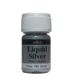 Vallejo Liquid Silver 35ml