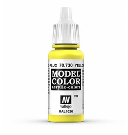 Vallejo Fluorescent Yellow