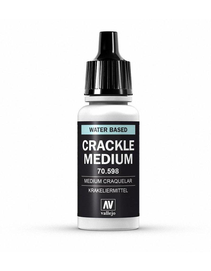 Vallejo Auxiliaries – Crackle Medium 17ml