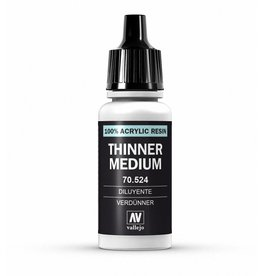 Vallejo Thinner 17ml