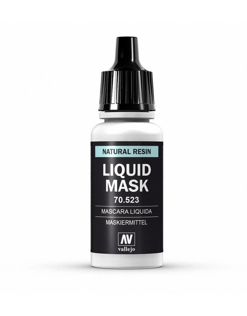 Vallejo Auxiliaries – Liquid Mask 17ml