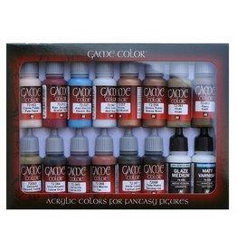 Vallejo AV Vallejo Game Color Set - Specialist Set (x16)