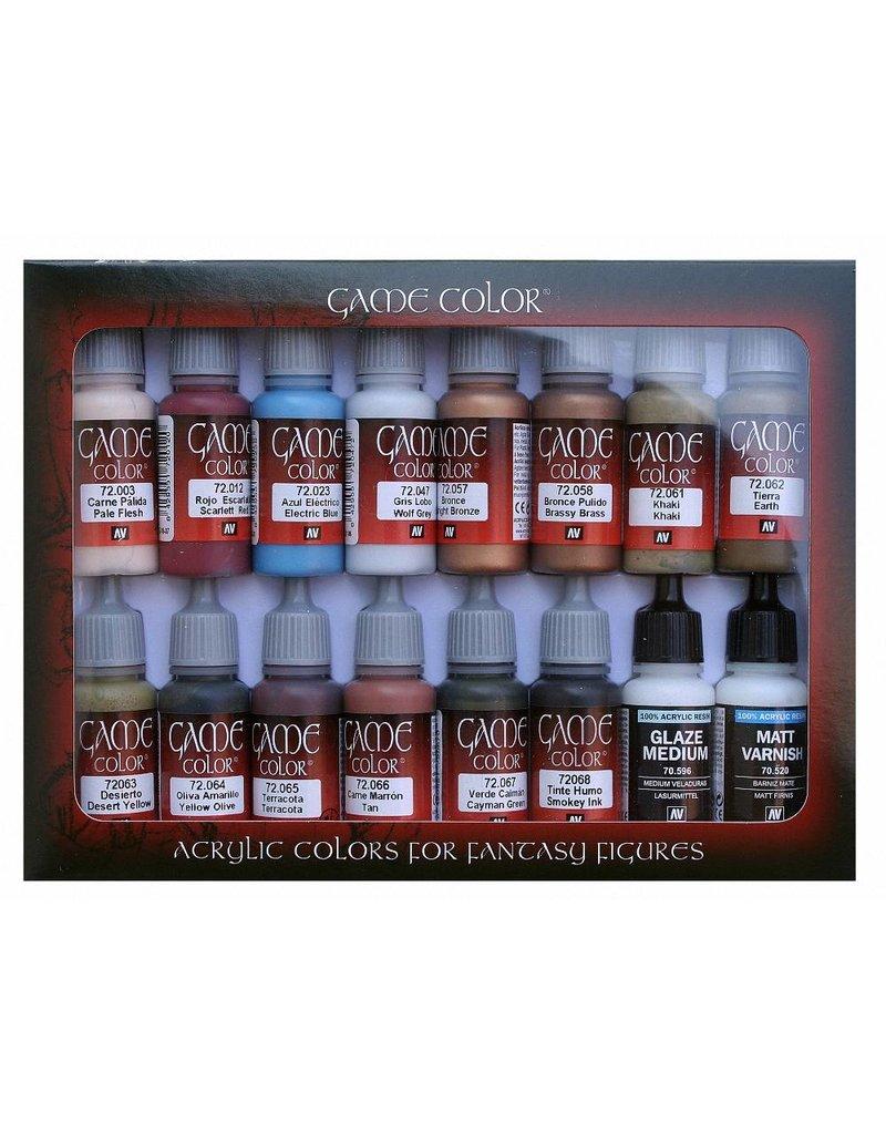Vallejo Game Color Set - Specialist Set (x16)