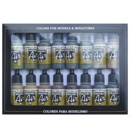 Vallejo WWII German Paint Set