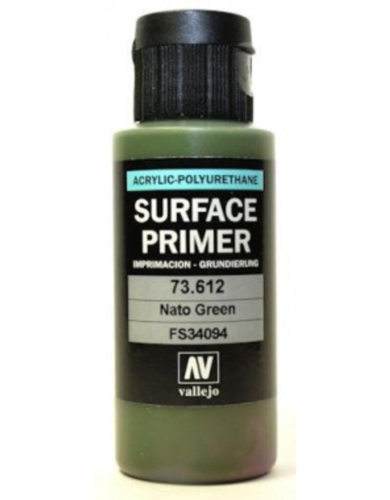 Vallejo Polyurethane Primer - Nato Green 60ml