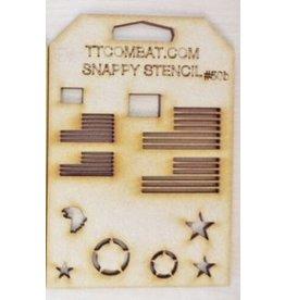 TT COMBAT American (Stars & Stripes)