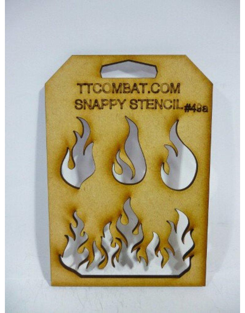 TT COMBAT Inferno (Flames & Fireballs)