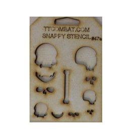 TT COMBAT Fiery Skulls (Skulls)