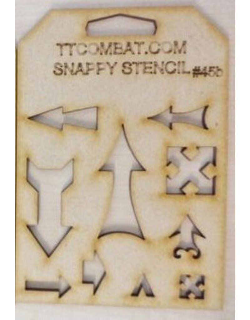 TT COMBAT Small Arrows