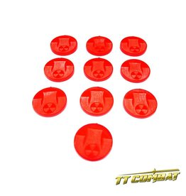 TT COMBAT Power Station Sector Tokens (10)