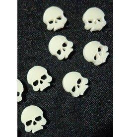 TT COMBAT Ivory Skulls (10)