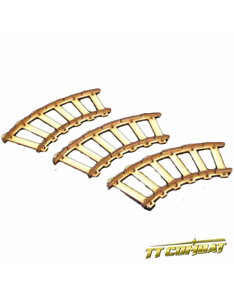 TT COMBAT Curved Rails
