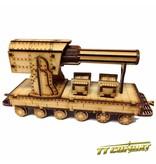 TT COMBAT Gun Carriage