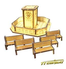 TT COMBAT Fountain Park Set