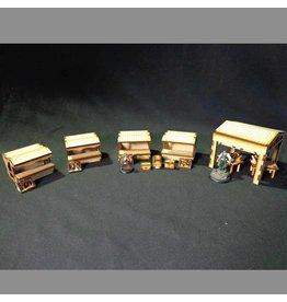TT COMBAT Market Set