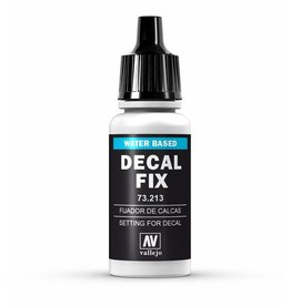 Vallejo Vallejo Decal Fix 17ml